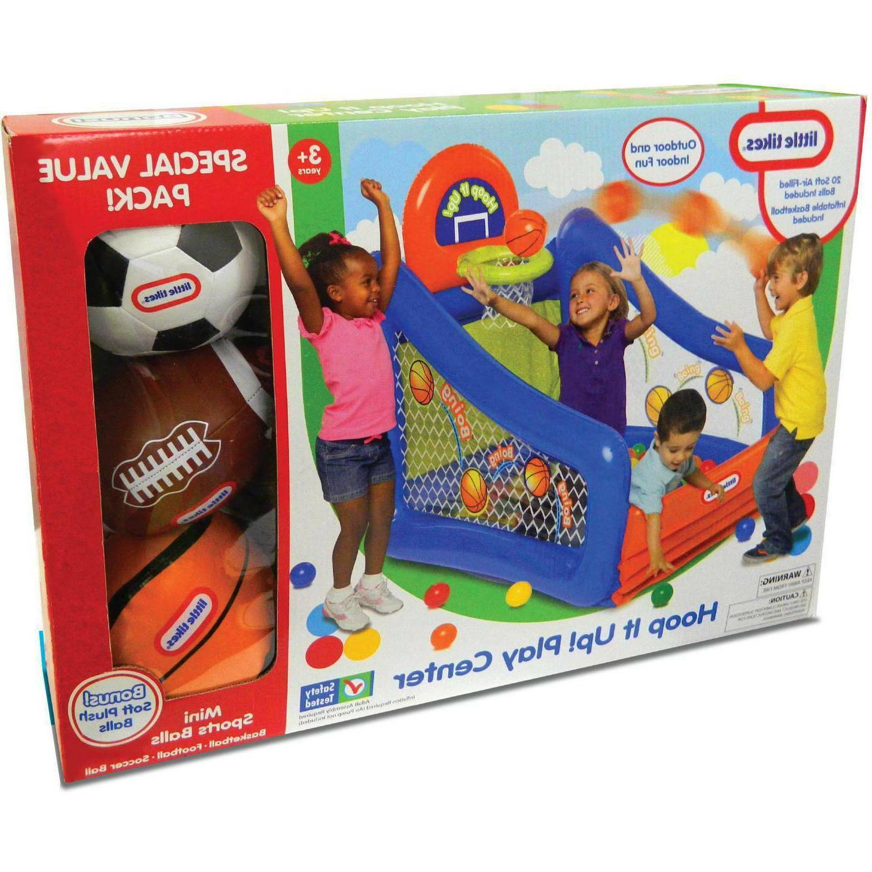 Jump Ball Play Sport Activity Center
