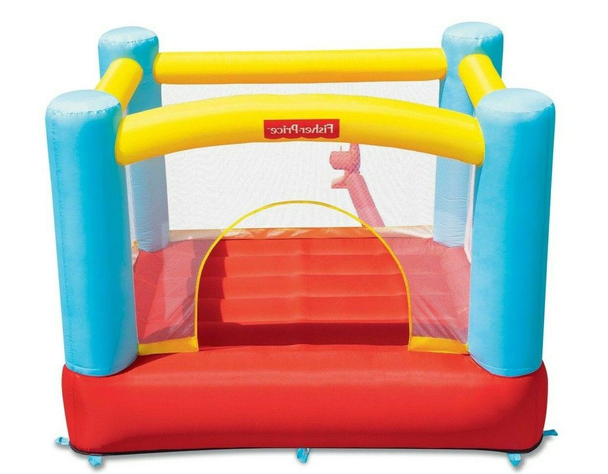 Jump Inflatable Bouncer House Ring Outdoor Kids