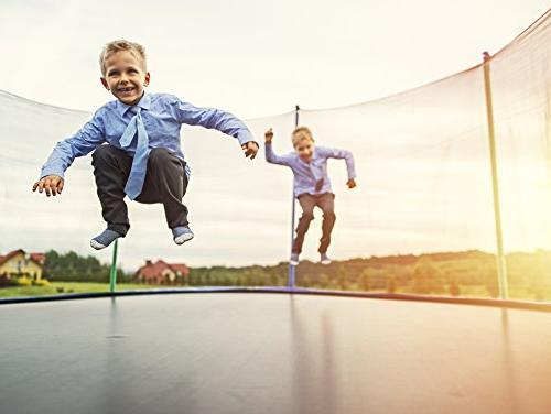 Trampoline Pro Jump   Kid-Friendly Trampoline   Better