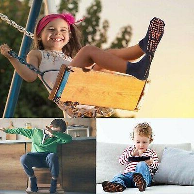 Kids Anti-Skid Children's Gripper Socks For Teenagers