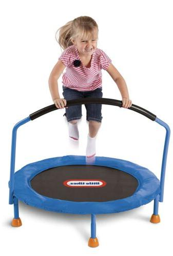 kids trampoline exercise jumping bouncer bouncing fun