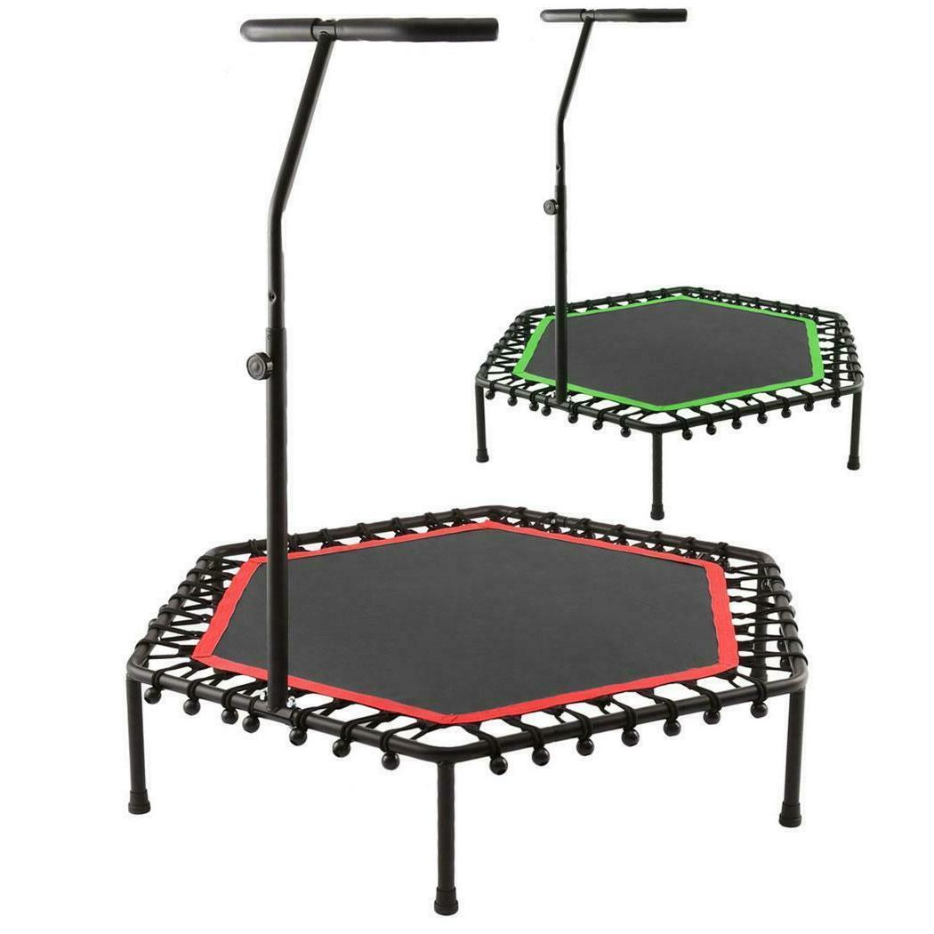 """Mini 44"""" Trampoline Lose Weight by Power Gym 01"""