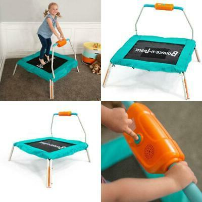 mini bouncer kids trampoline 36 inch square