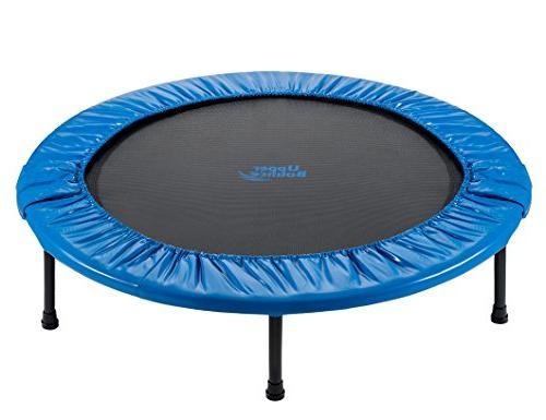 mini foldable rebounder fitness trampoline