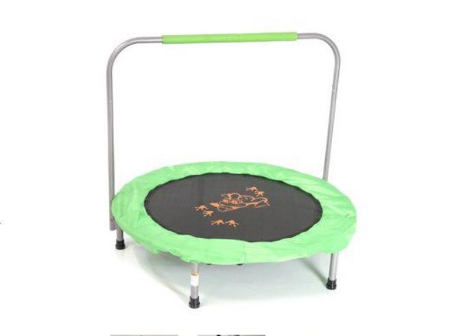 mini trampoline for kids 36 inch bouncer