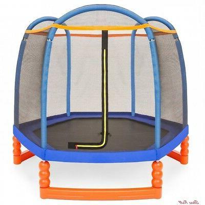 mini trampoline outdoor heavy duty metal frame