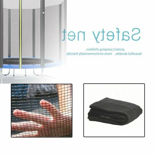 12ft 15FT w/Enclosure Bounce Net Spring