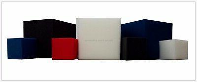 """Foam Pits pcs 4""""x4""""x4"""" Gymnastics/Trampoline Foam Blocks"""