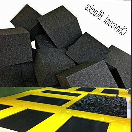 pits blocks cubes gymnastics trampoline