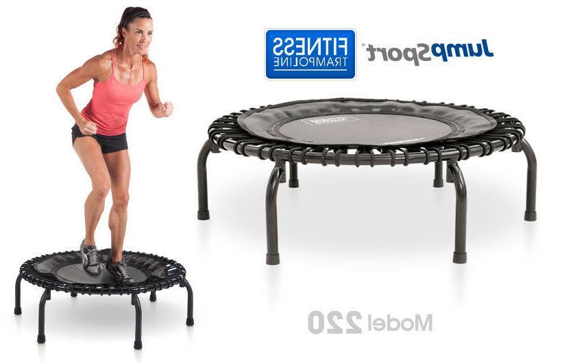 rbj model 220 fitness trampoline