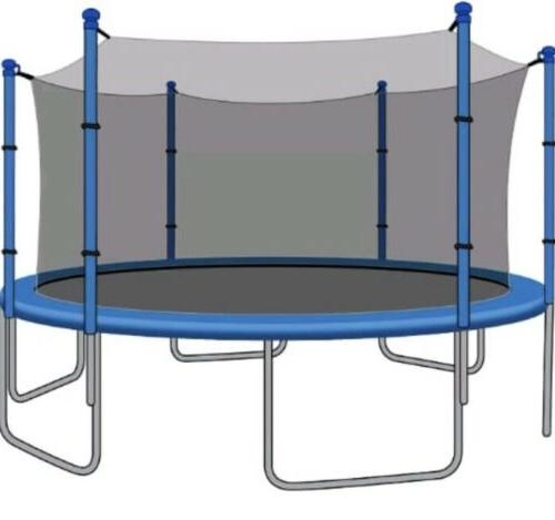 Jump Zone *Replacement For Pole Enclosure