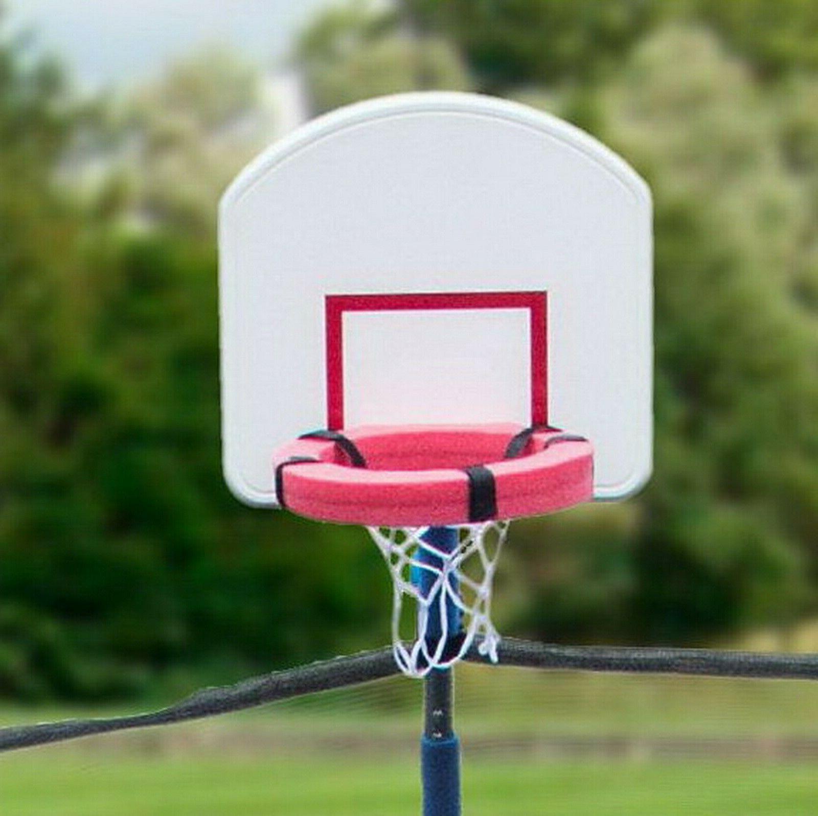 Round Basketball Goal & Enclosure Pro