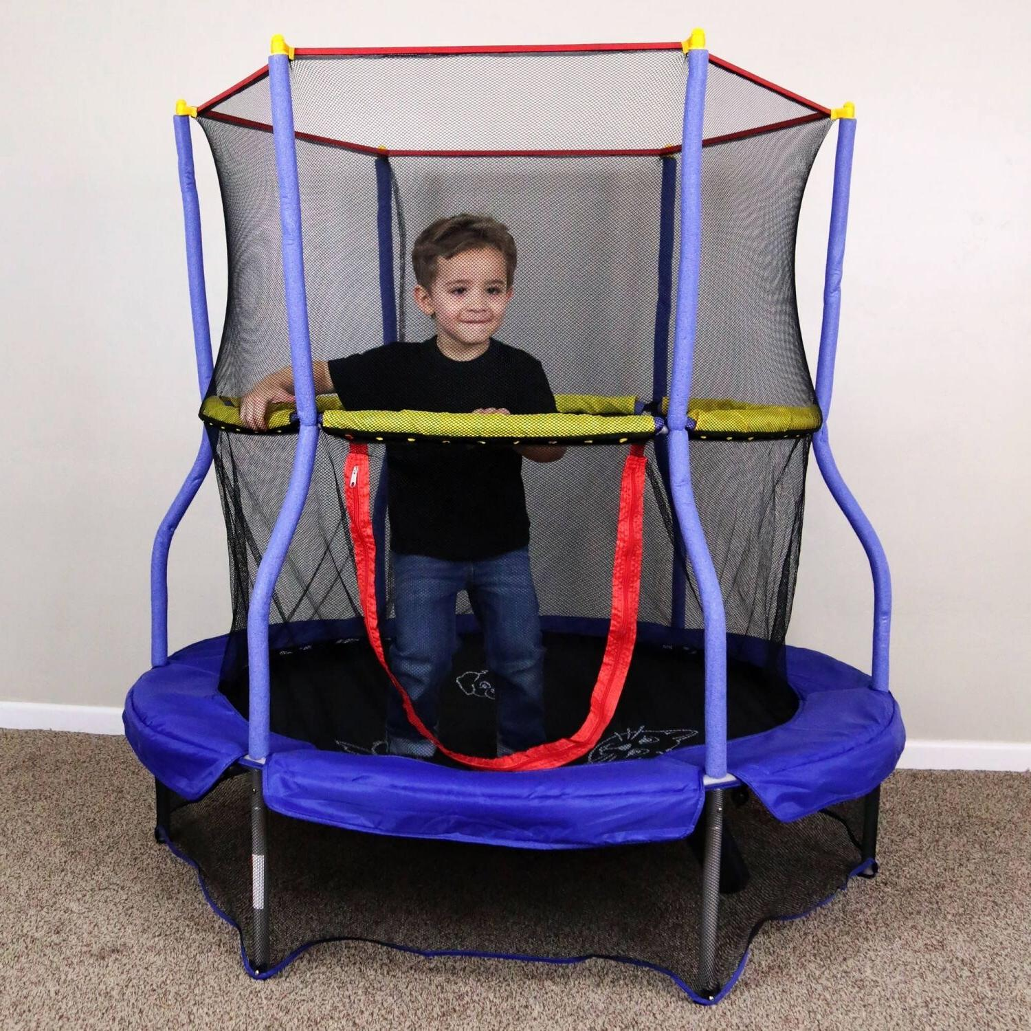 round bounce n learn interactive