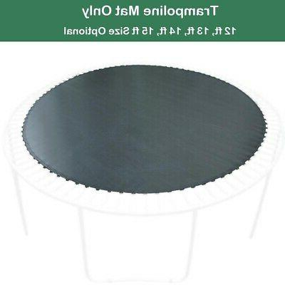 round trampoline mat spare parts replacement