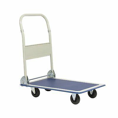 sky2248 330lbs platform cart folding dolly foldable