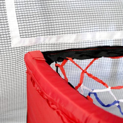 Double Basketball Hoop