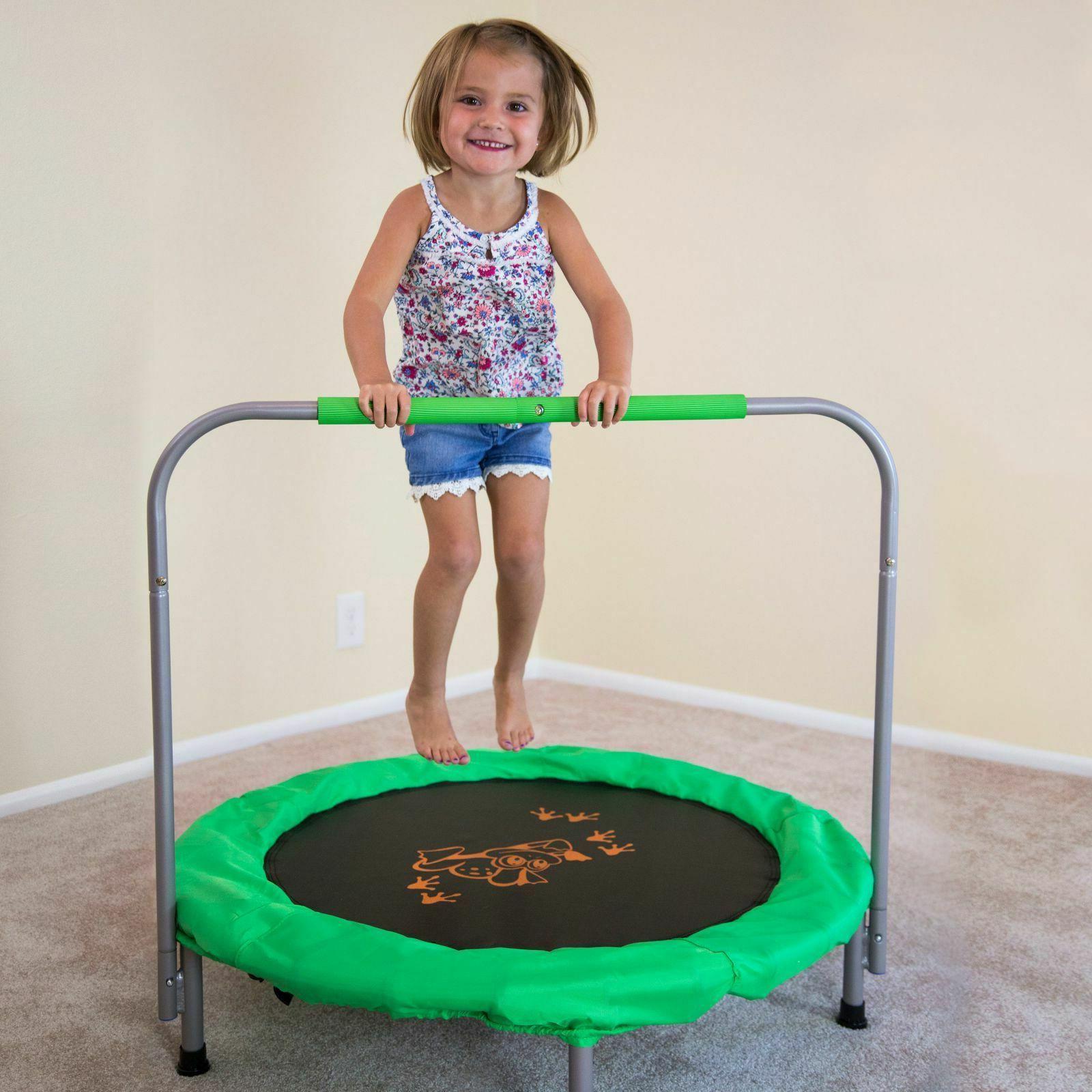 skywalker trampolines 36 inch bouncer green powder