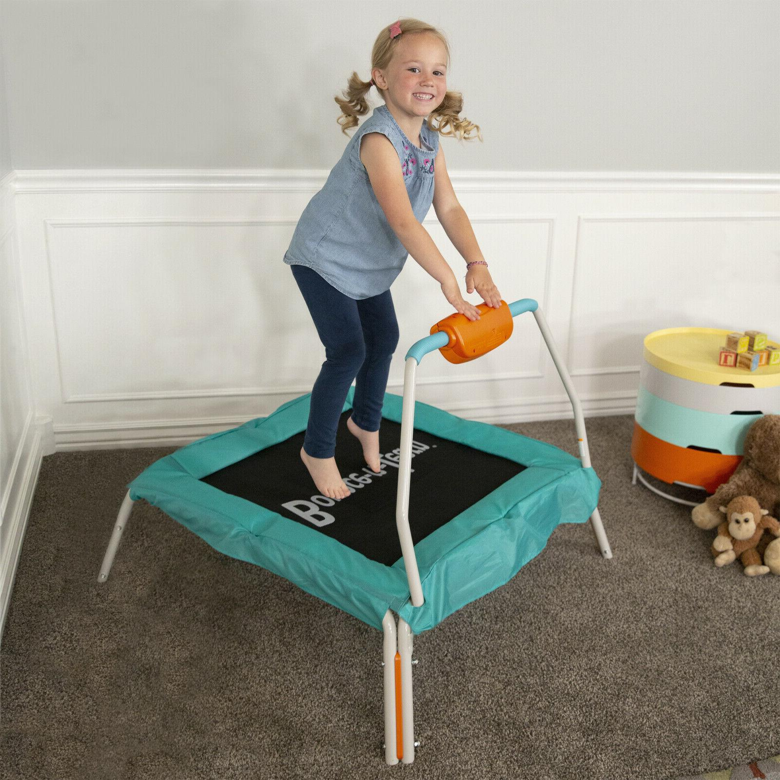 Skywalker Trampolines 36-Inch Square Language Learning Mini Fun
