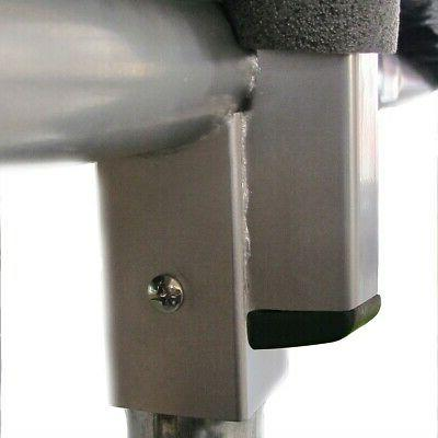 13' Square Trampoline Safety