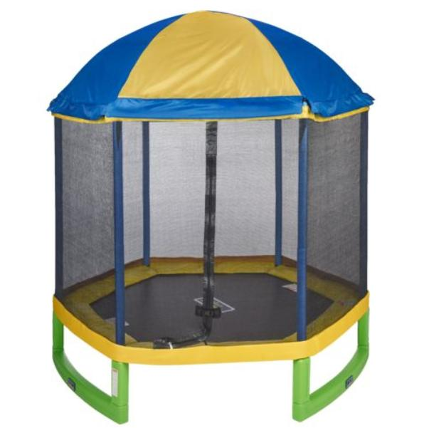 Toddler Trampoline Net Tent Cover For Toddlers Mini Small Ou
