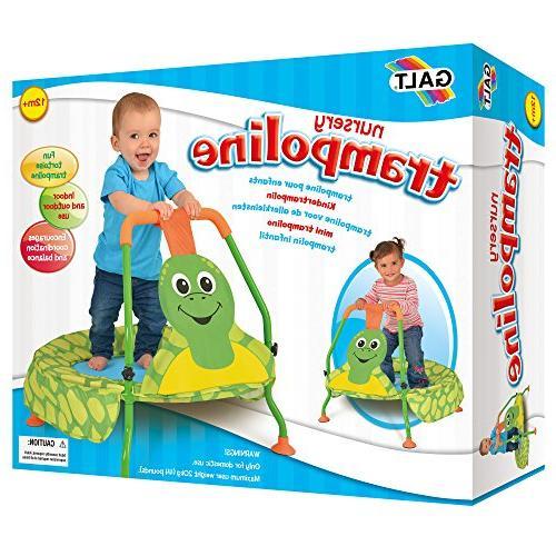 Galt Toys, Nursery Trampoline, for