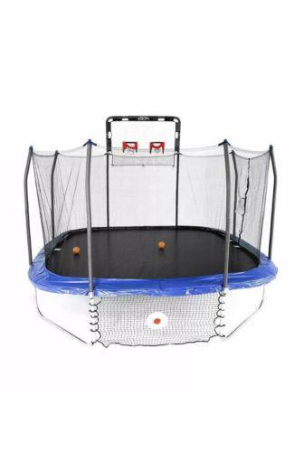 Skywalker Trampoline 12 X 12-foot Square Trampoline Safety