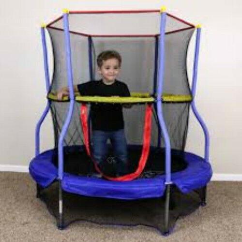Trampoline Enclosure New