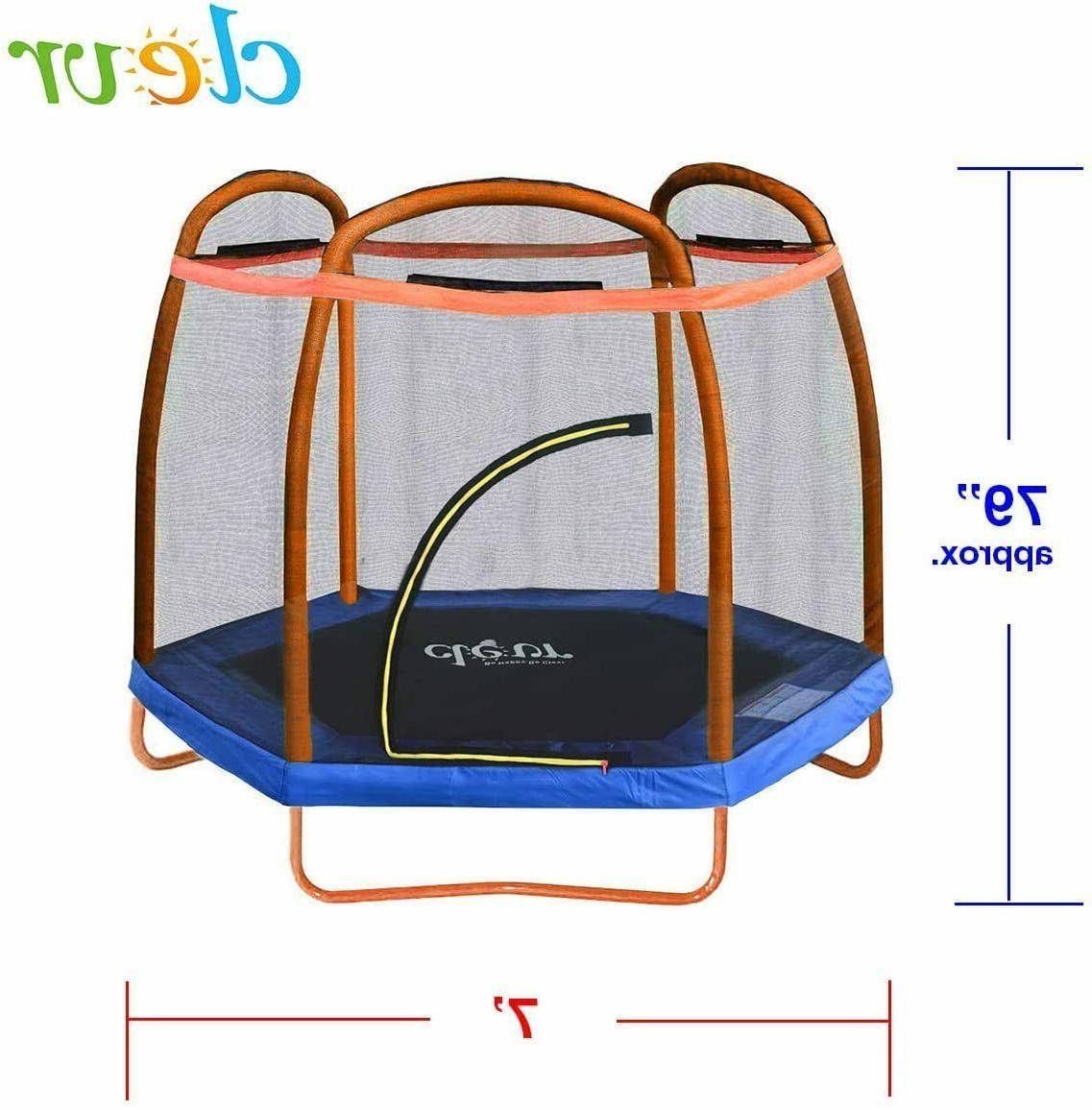 Trampoline Net Foot Activity Free