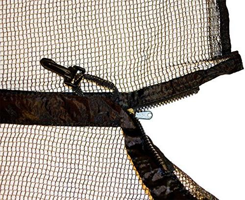14' Trampoline Enclosure Net for Sports Power