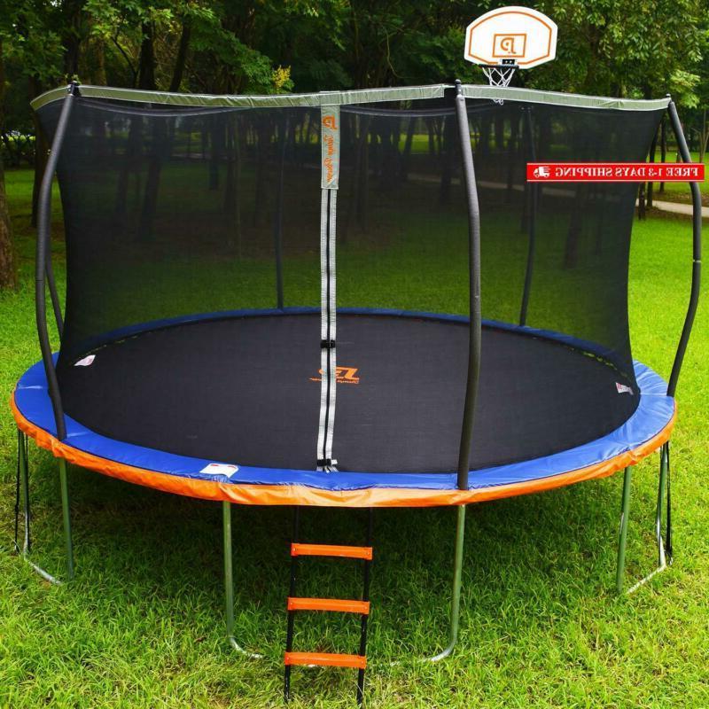 Jump Power - 3 Universal Trampoline For Kids