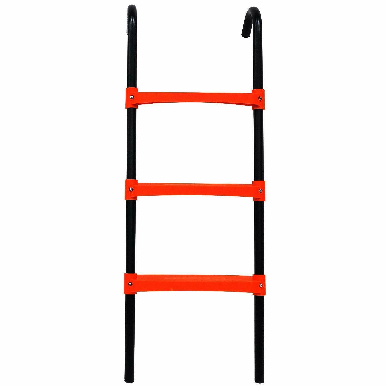 trampoline ladder 3 step wide universal trampoline