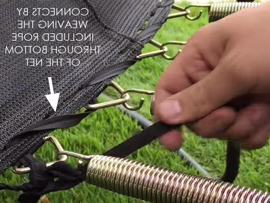 14ft Trampoline Mat