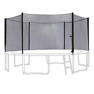 14ft trampoline outer enclosure safety net
