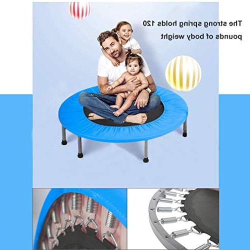 BestMassage Portable for Kids with Handrail Safe for w/Padded 36 Equipment
