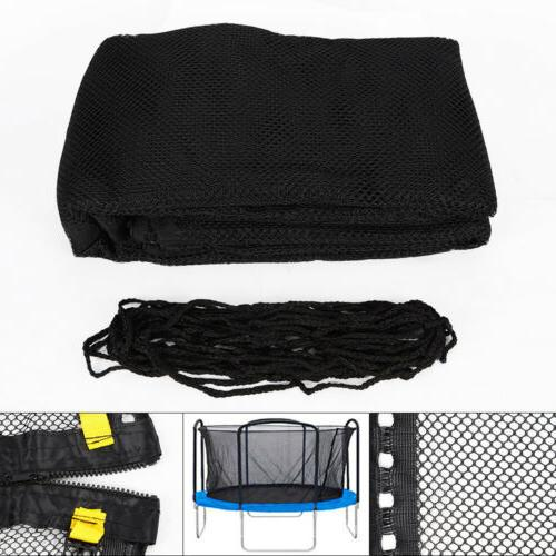 Trampoline Safety Net Enclosure Netting Replacement Fit Roun