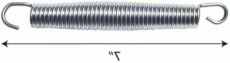 Eurmax Trampoline Galvanized Steel