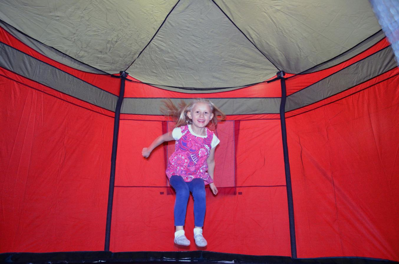 Trampoline Tent For Ft Clubhouse Quality