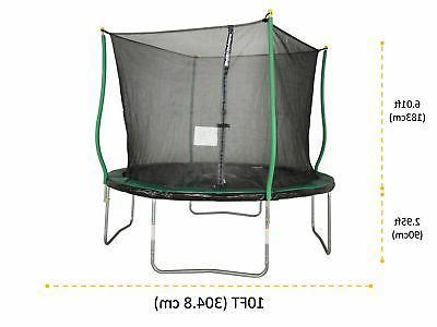 Trampoline Safety Enclosure Backyard