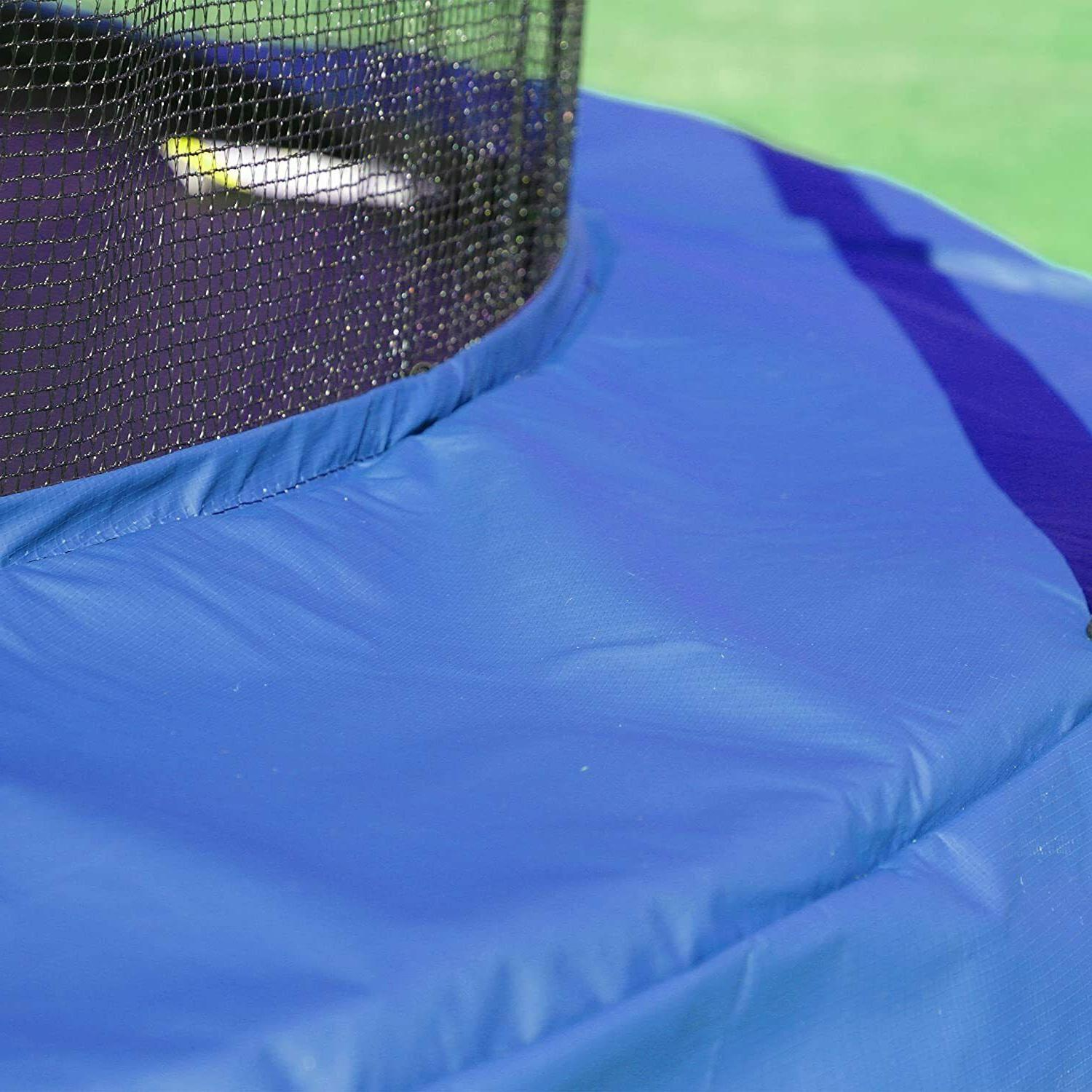Skywalker 10 -Foot Round and Enclosure with spring