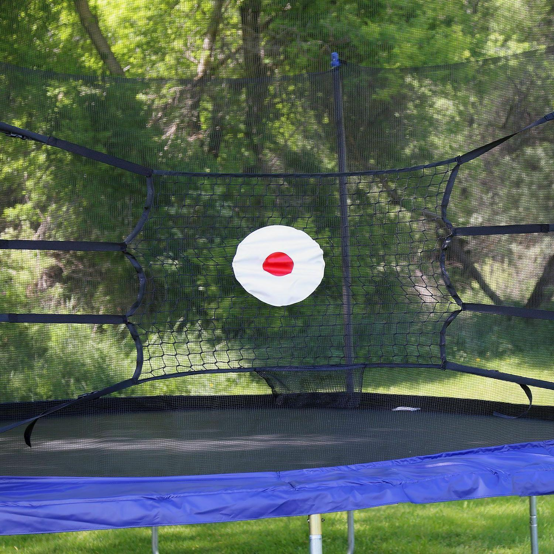 Trampolines Round Arena enclosure and