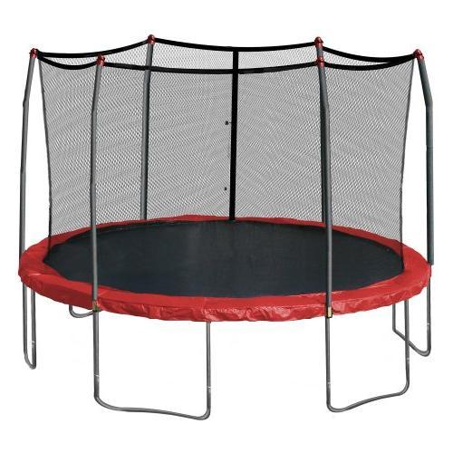 trampolines 15 round trampoline enclosure
