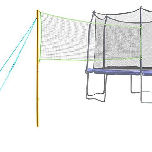 trampolines azooga volley ball net