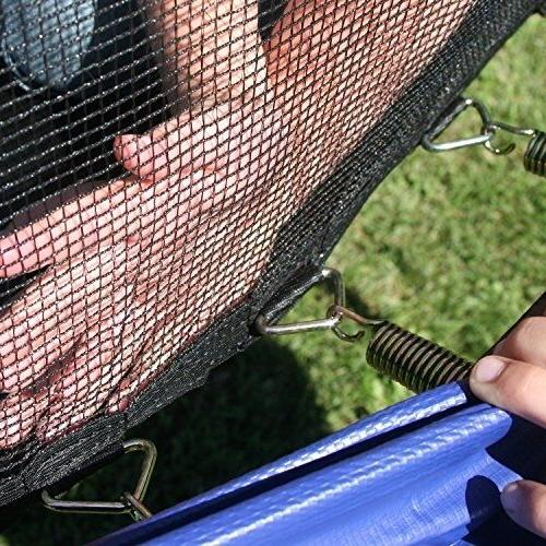 Skywalker Jump N Dunk Trampoline With Enclosure And