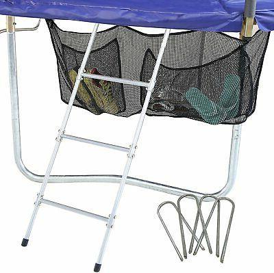 trampolines trampoline accessory kit