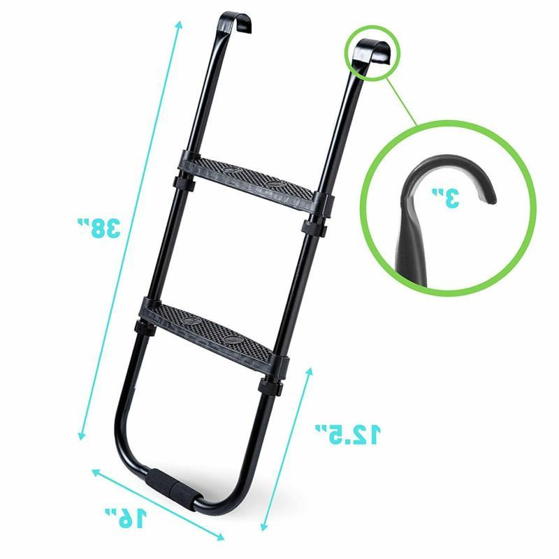 Pure Wide Universal Trampoline Ladder