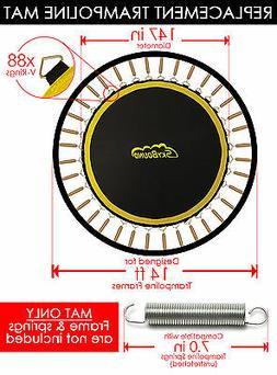 Premium Trampoline Mat FITS 14' Frames Has 88 V-Rings FITS 7