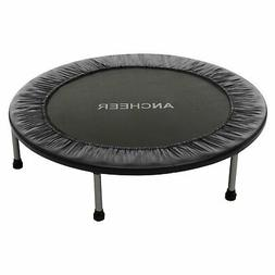 ANCHEER Max Load 220lbs Rebounder Trampoline with Safety Pad