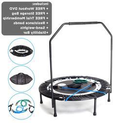 maximus pro mini trampoline used by top