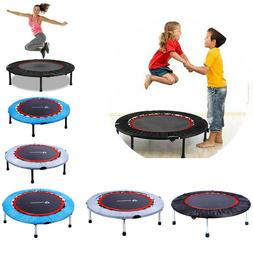 Mini Rebounder Trampoline Kids Fun Jump Fitness Exercise Tra