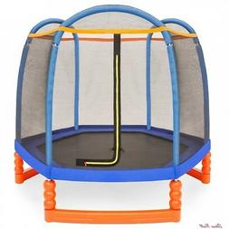 Mini Trampoline Outdoor Heavy Duty Metal Frame UV Water Resi